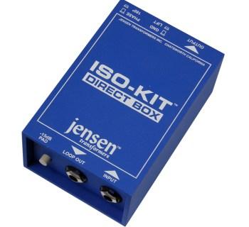 Jensen JIK-DB1 Iso-kit music gear review