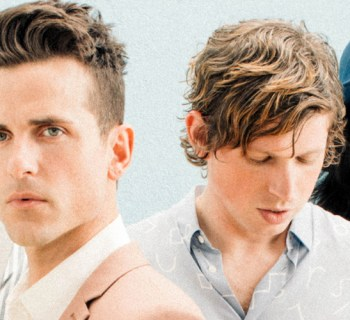 Kings of Leon cover story with Music Connection
