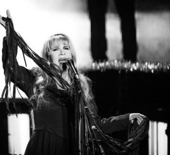 Stevie Nicks - Forum - Inglewood, CA - photo by Rich Fury