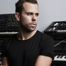 M83 collaborating with Cirque du Soleil - photo by Andrew Arthur