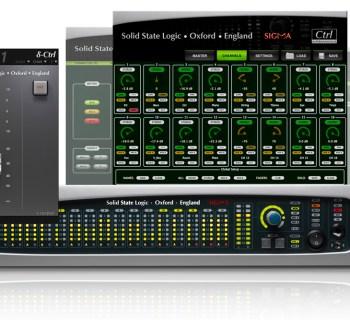 SSL Sigma Delta 2.0 update music gear review
