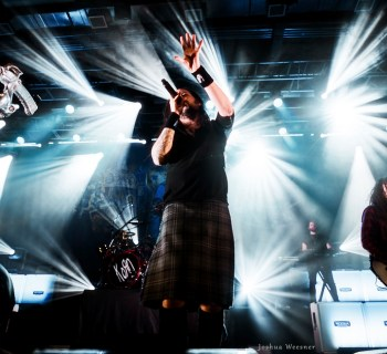Korn at House of Blues in Anaheim, CA - photo credit: Joshua Weesner