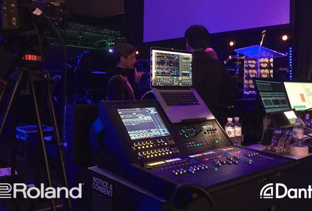 Roland and Audinate production webinar