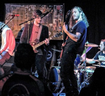 Acidic at The Viper Room in West Hollywood - photo credit: Jacob Emery