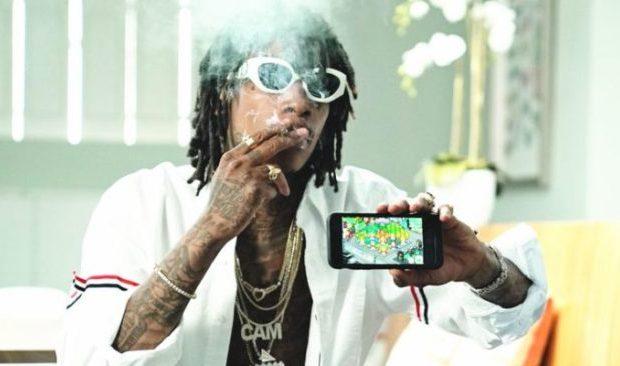 Wiz Khalifa mobile game