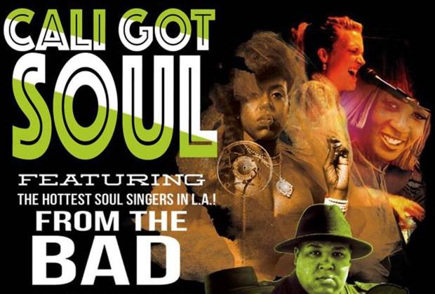 Cali Got Soul concert series