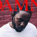 "Kendrick Lamar - ""DAMN."" music album"