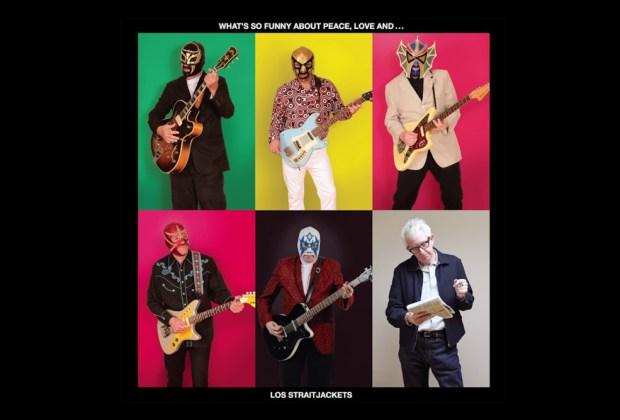 Los Straitjackets music album