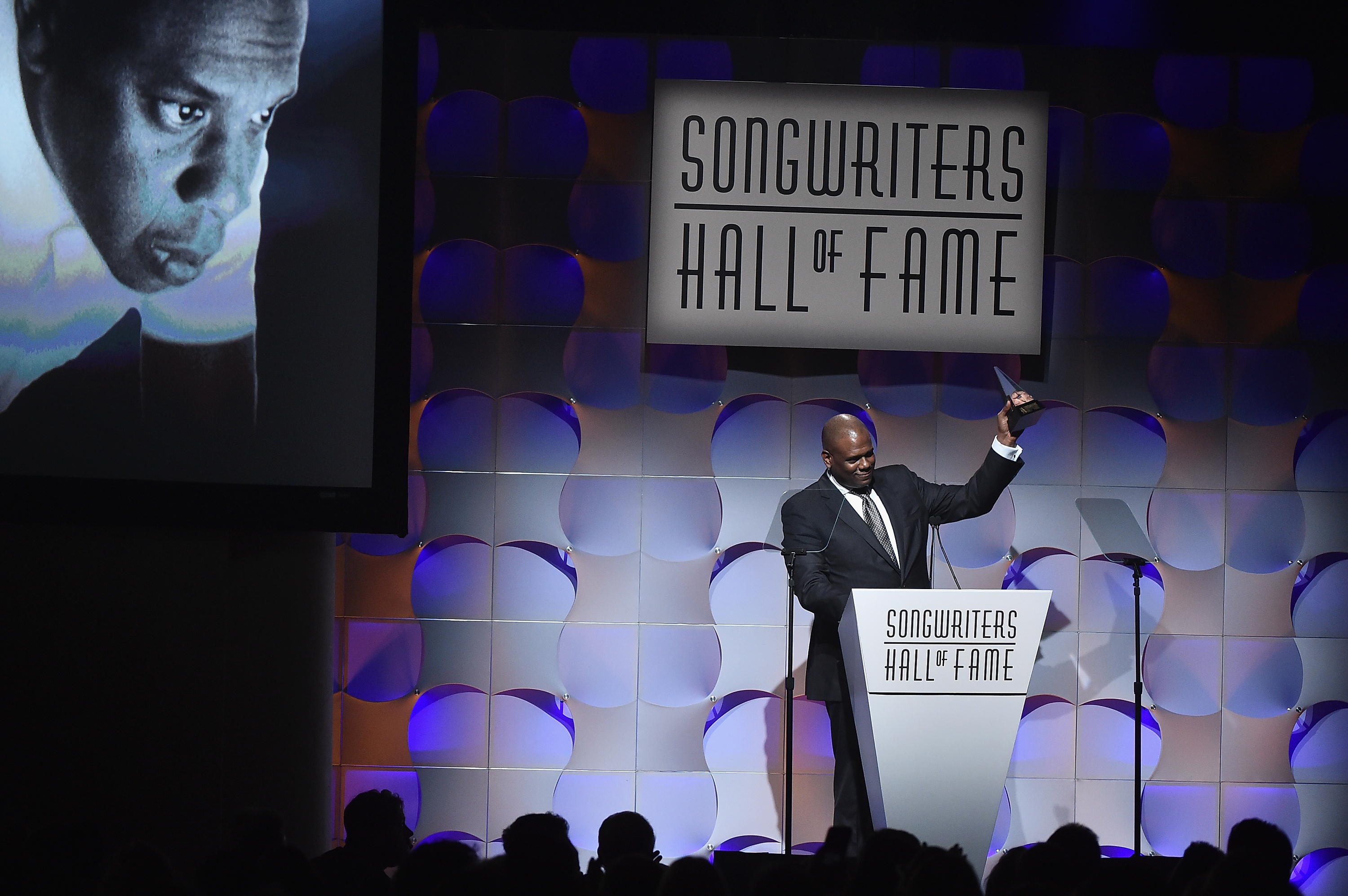 NEW YORK, NY - JUNE 15:  Warner/Chappell Music CEO Jon Platt speaks onstage at the Songwriters Hall Of Fame 48th Annual Induction and Awards at New York Marriott Marquis Hotel on June 15, 2017 in New York City.  (Photo by Theo Wargo/Getty Images for Songwriters Hall Of Fame) *** Local Caption *** Jon Platt