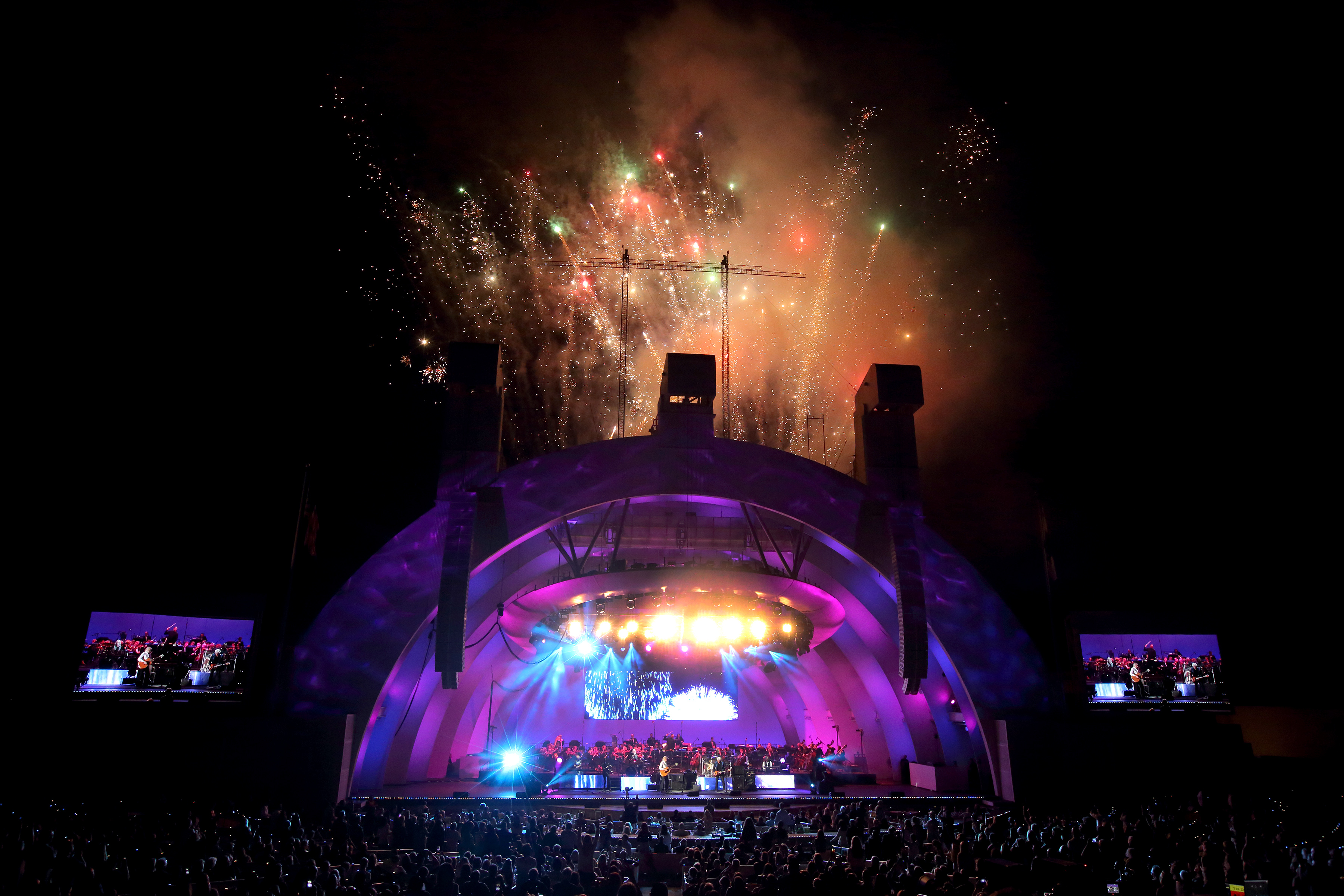 Hollywood Bowl - Opening Night 2017