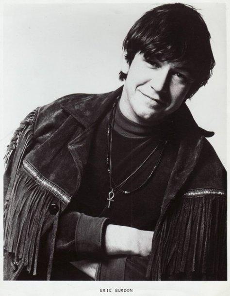 Eric Burdon (1968 Press Photo)