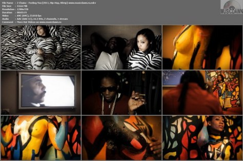 2 Chainz – Feeling You [2011, HD 720p] Music Video (Re:Up)