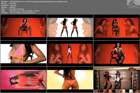 Adiz Bambi feat. Cap 1 – Look At Yo Body [2012, HD 720p] Music Video