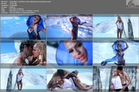 Anda Adam – Feel [2011, HD 1080p] Music Video