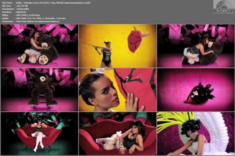 Bella – Nobody Loves Me [2011, HD 1080p] Music Video (Re:Up)