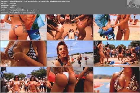 Bonde do Role feat. Ce Cile - Brazilian Boys (2012, Baile Funk, HD 720p)