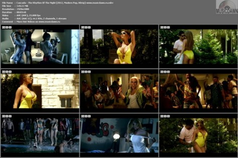 Cascada – The Rhythm Of The Night [2012, HD 1080p] Music Video