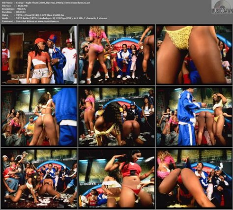 Chingy – Right Thurr [2003, DVDrip] Music Video (Re:Up)
