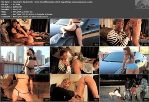 C-money ft. Big Smooth – She's A Bad Muthafuka [2010, HD 720p] Music Video (Re:Up)