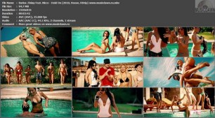 Darius & Finlay Feat. Nicco – Hold On [2010, HDrip] Music Video (Re:Up)