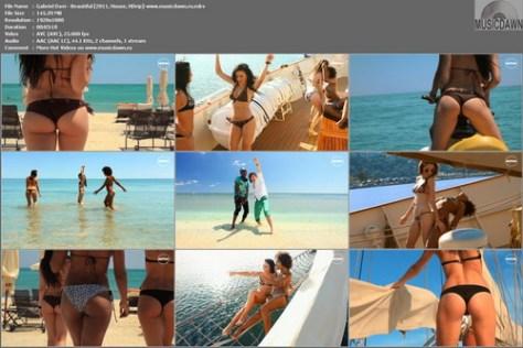Gabriel Davi - Beautiful (2011, House, HD 1080p)