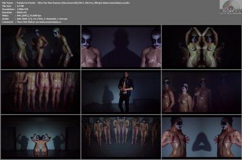 Panda Da Panda – Titta Nar Han Dansar (Uncensored) [2011, HDrip 720p] Music Video