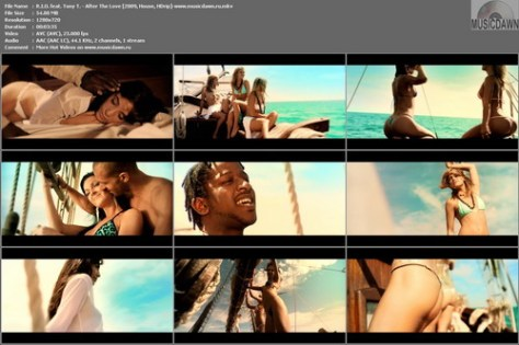 R.I.O. feat. Tony T. – After The Love [2009, HD 720p] Music Video