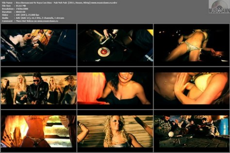Rico Bernasconi Vs Vaya Con Dios - Nah Neh Nah (2011, House, HDrip)
