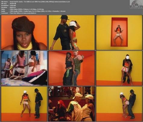 Sean Paul ft. Sasha - I'm Still In Love With You (2003, RnB, DVDrip)
