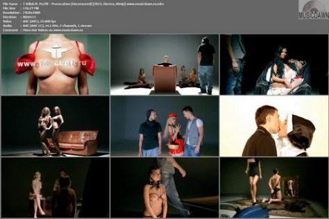T-Killah ft. Pro'fit - Провокация (Без цензуры)   Provocation (Uncensored)  {2012, Electro, HD 1080}