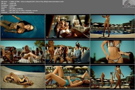 T-killah & DJ Mike - Katya na Bugatti | Катя на Бугатти (2011, Electro Pop, HD 1080p)