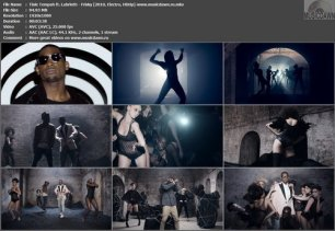 Tinie Tempah ft. Labrinth – Frisky [2010, HDrip] Music Video