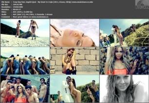 Tony Ray feat. Ingrid Gjoni – My Heart Is Cryin [2011, HD 1080p] Music Video