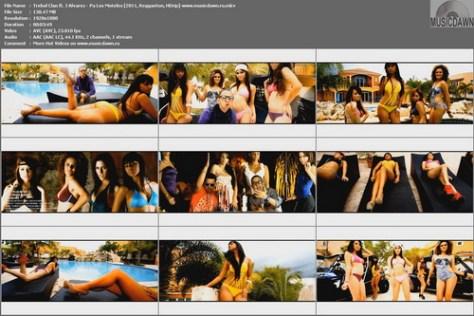 Trebol Clan ft. J Alvarez - Pa Los Moteles (2011, Reggaeton, HD 720p)