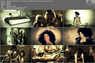 Wally Lopez ft. Kreesha Turner – Keep Running The Melody [2012, HD 720p] Music Video