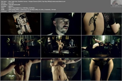 Wax Tailor feat. Charlotte Savary – Dragon Chasers [2010, DVDrip] Music Video (Re:Up)