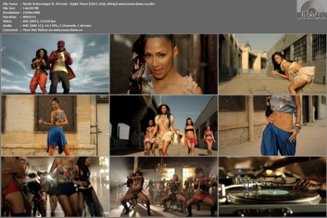 Nicole Scherzinger ft. 50 Cent - Right There (2011, Rnb, HDrip)