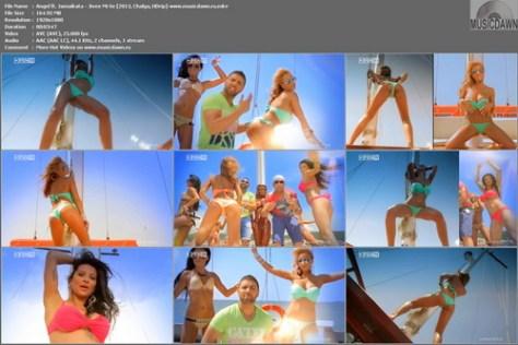 Ангел feat. Джамайката - Живее ми се | Angel ft. Jamaikata - Jivee Mi Se [2013, Chalga, HD 1080p]
