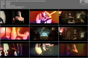 Felix Da Housecat feat. Will.I.Am – Burn The Disco [2012, HD 1080p] Music Video