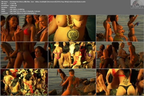 Flo Rida Feat. Brisco, Billy Blue & Jase - Adios, Goodnight (Uncensored) [2010, Rap, HD 720p]