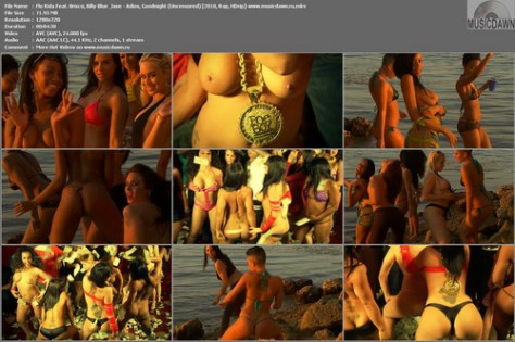 Flo Rida Feat. Brisco, Billy Blue & Jase – Adios, Goodnight (Uncensored) [2010, HD 720p] Music Video
