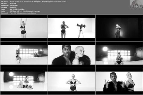 Jessie J ft. Big Sean, Dizzee Rascal - Wild [2013, RnB, HD 1080p]