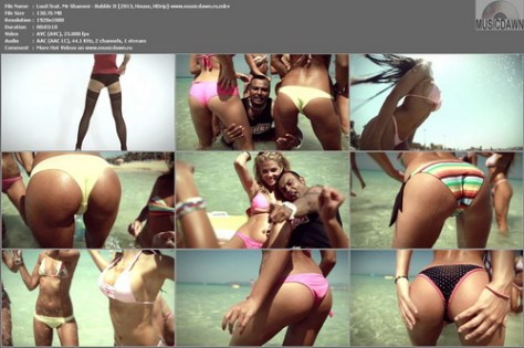 LuuX feat. Mr Shammi – Bubble It [2013, HD 1080p] Music Video