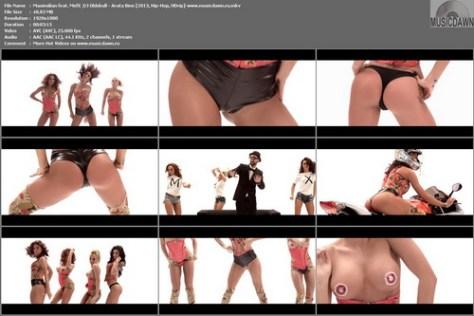 Maximilian feat. MefX & DJ Oldskull - Arata Bine [2013, Hip-Hop, HD 1080p]