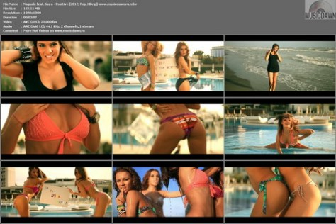 Naguale feat. Saya - Positive (2012, Pop, HD 1080p)