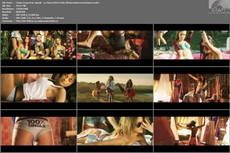 Tania Cergă feat. Speak - La Mare [2013, Pop, HD 1080p]