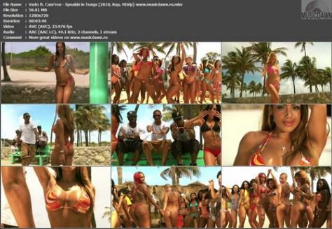 Vado ft. Cam'ron - Speakin in Tungs (2010, Rap, HD 720p)