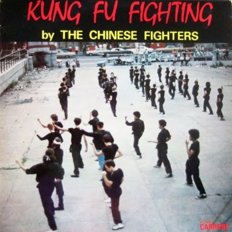 The Chineze Fighters – Kung Fu Fighting [Carrere] '1975 / The Sumos – Kung Fu [Vega] '1974