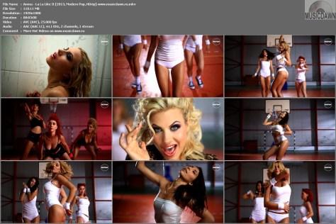 Amna – La La Like It [2013, HD 1080p] Music Video
