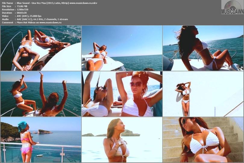 Blue Sound - Una Vez Mas [2013, Latin, HD 720p]